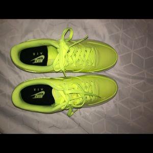 * Nike Air Force 1 2007 LV8 UV